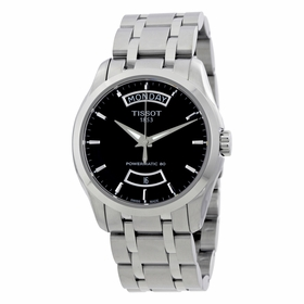Tissot T0354071105101 Couturier Powermatic 80 Mens Automatic Watch