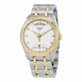 Tissot T035.407.22.011.00 Couturier Mens Automatic Watch