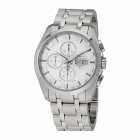 Tissot T035.614.11.031.00 Couturier Mens Chronograph Automatic Watch