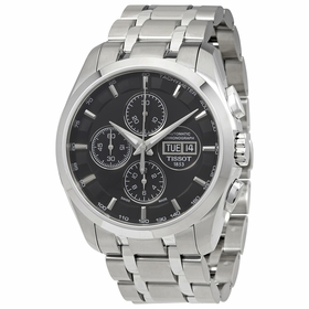 Tissot T0356141105101 Couturier Mens Chronograph Automatic Watch