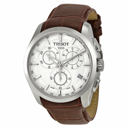Tissot T035.617.16.031.00 Couturier Mens Chronograph Quartz Watch