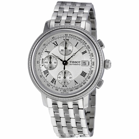 Tissot T0454271103300 Bridgeport Mens Chronograph Automatic Watch
