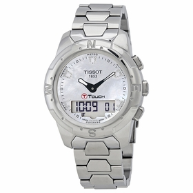 Tissot T047.220.44.116.00 T-Touch II Ladies Chronograph Quartz Watch