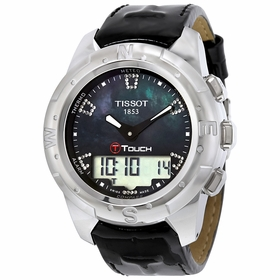 Tissot T047.220.46.126.00 T-Touch II Unisex Chronograph Quartz Watch