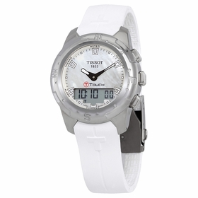 Tissot T047.220.47.111.00 T-Touch II Ladies Chronograph Quartz Watch