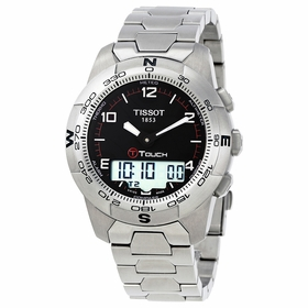 Tissot T047.420.44.057.00 T-Touch II Mens Chronograph Quartz Watch