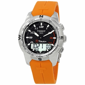 Tissot T047.420.47.207.01 T-Touch II Mens Chronograph Quartz Watch