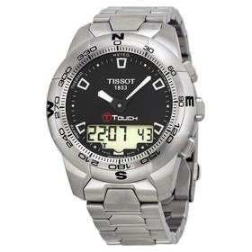 Tissot T0474201105100 T-Touch II Mens Chronograph Quartz Watch