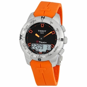 Tissot T0474201705101 T-Touch II Mens Chronograph Quartz Watch