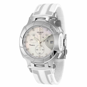 Tissot T048.417.17.116.00 T-Race Unisex Chronograph Quartz Watch