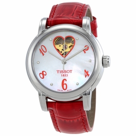 Tissot T050.207.16.116.02 T-Classic Collection Ladies Automatic Watch
