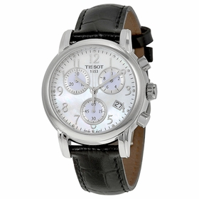 Tissot T050.217.16.112.00 Dressport Ladies Chronograph Quartz Watch