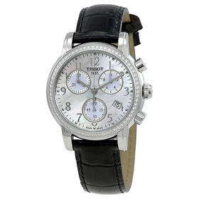 Tissot T050.217.16.112.01 Dressport Ladies Chronograph Quartz Watch