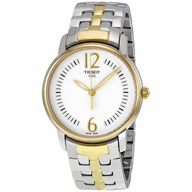 Tissot T052.210.22.037.00 T-Round Ladies Quartz Watch