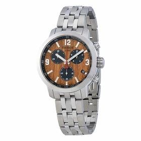 Tissot T055.417.11.297.01 PRC 200 Basketball Mens Chronograph Quartz Watch