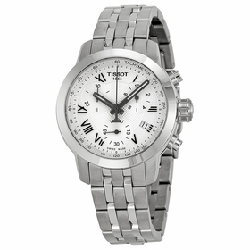 Tissot T055.217.11.033.00 PRC 200 Ladies Chronograph Quartz Watch