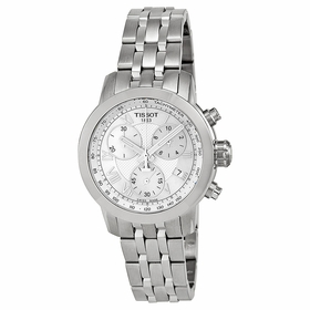 Tissot T0552171111300 PRC 200 Ladies Chronograph Quartz Watch