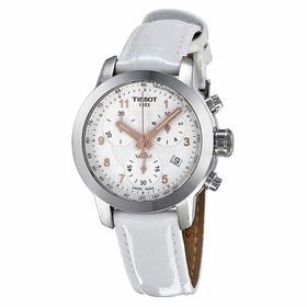 Tissot T055.217.16.032.01 PRC 200 Ladies Chronograph Quartz Watch
