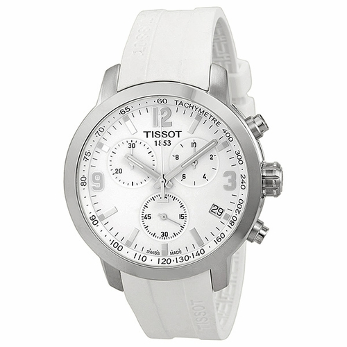Tissot T055.417.17.017.00 PRC 200 Mens Chronograph Quartz Watch