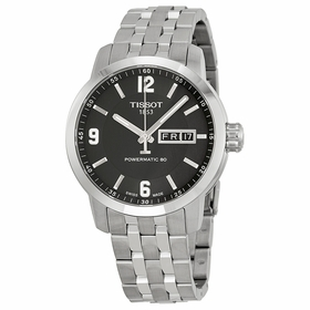 Tissot T0554301105700 Powermatic 80 Mens Automatic Watch
