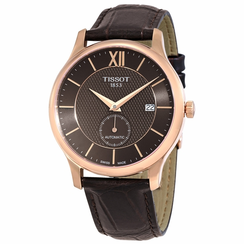 Tissot T063.428.36.068.00 Tradition Mens Automatic Watch