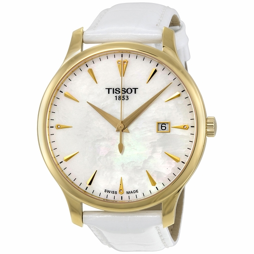 Tissot T063.610.36.116.00 Tradition Ladies Quartz Watch