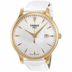 Tissot T063.610.36.116.01 Tradition Ladies Quartz Watch