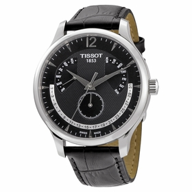 Tissot T063.637.16.057.00 Tradition Perpetual Calendar Mens Quartz Watch