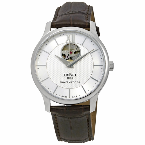 Tissot T063.907.16.038.00 Tradition Mens Automatic Watch