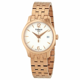 Tissot T0632103303700 Tradition T-Classic Ladies Quartz Watch