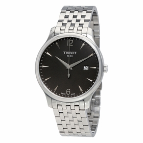 Tissot T0636101106700 T-Classic Collection Mens Quartz Watch