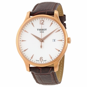 Tissot T0636103603700 Tradition Mens Quartz Watch