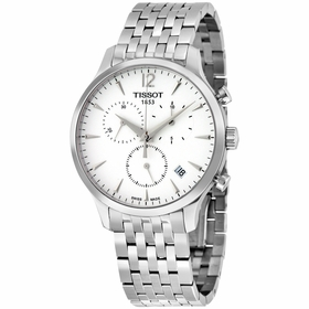 Tissot T063.617.11.037.00 T-Classic Collection Mens Chronograph Quartz Watch