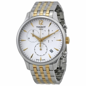 Tissot T063.617.22.037.00 T-Classic Collection Mens Chronograph Quartz Watch