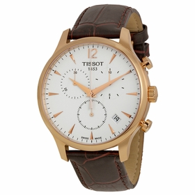 Tissot T063.617.36.037.00 Tradition Mens Chronograph Quartz Watch