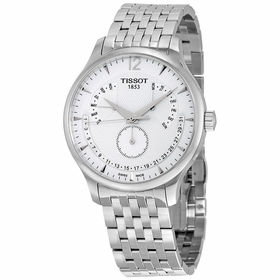 Tissot T063.637.11.037.00 Tradition Perpetual Calendar Mens Quartz Watch