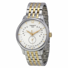 Tissot T063.637.22.037.00 Tradition Perpetual Calendar Mens Quartz Watch