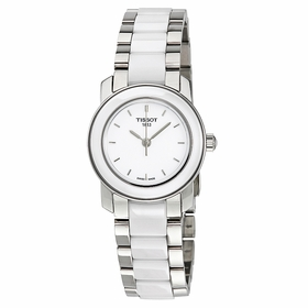 Tissot T064.210.22.011.00 T-Trend Collection Ladies Quartz Watch