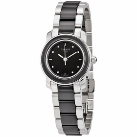Tissot T064.210.22.056.00 T-Trend Collection Ladies Quartz Watch
