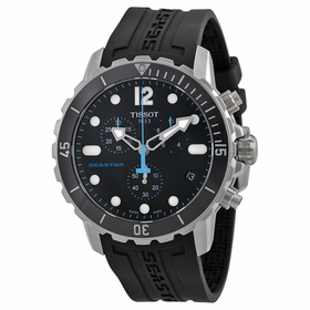 Tissot T0664171705700 Seastar Mens Chronograph Quartz Watch