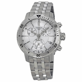 Tissot T067.417.11.031.00 PRS 200 Mens Chronograph Quartz Watch