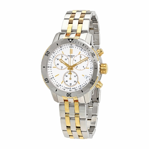 Tissot T067.417.22.031.01 PRS 200 Mens Chronograph Quartz Watch