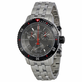 Tissot T0674172105100 PRS 200 Mens Chronograph Quartz Watch
