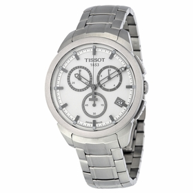 Tissot T069.417.44.031.00 Titanium Mens Chronograph Quartz Watch