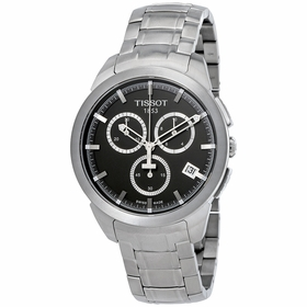 Tissot T0694174406100 T-Sport Titanium Mens Chronograph Quartz Watch