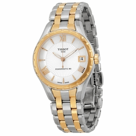 Tissot T072.207.22.118.01 Powermatic 80 Ladies Automatic Watch