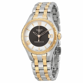 Tissot T072.207.22.118.02 Powermatic 80 Ladies Automatic Watch