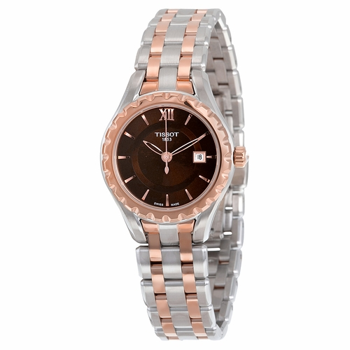 Tissot T072.010.22.298.00 T-Trend Collection Ladies Quartz Watch
