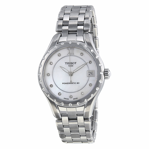Tissot T072.207.11.116.00 T-Lady Ladies Automatic Watch