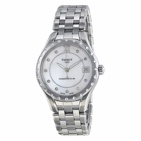 Tissot T0722071111600 T-Lady Ladies Automatic Watch